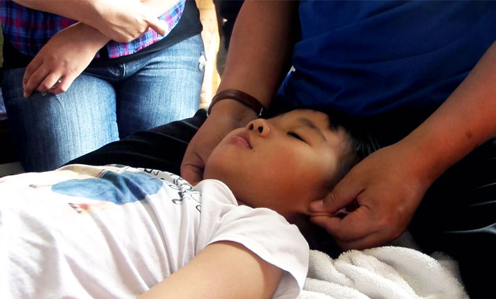 Children TCM Massage