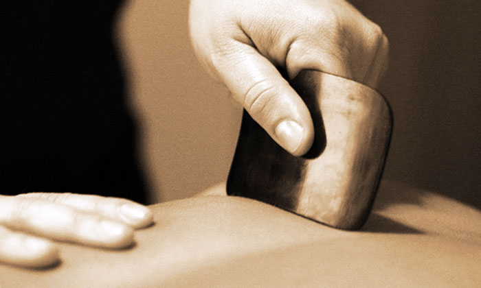Gua Sha Traditional Chinese Massage Therapy