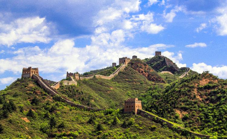 Руководство для Посетителей Участка Джиншанлин Великой Китайской Стены: