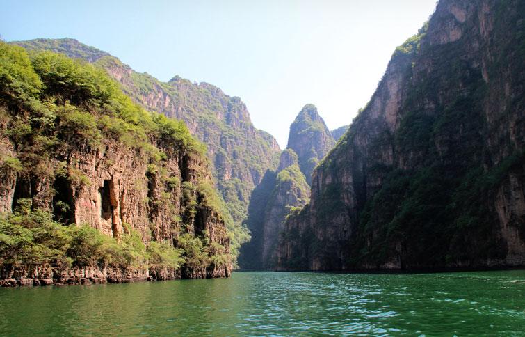 Beijing's Longqing Gorge